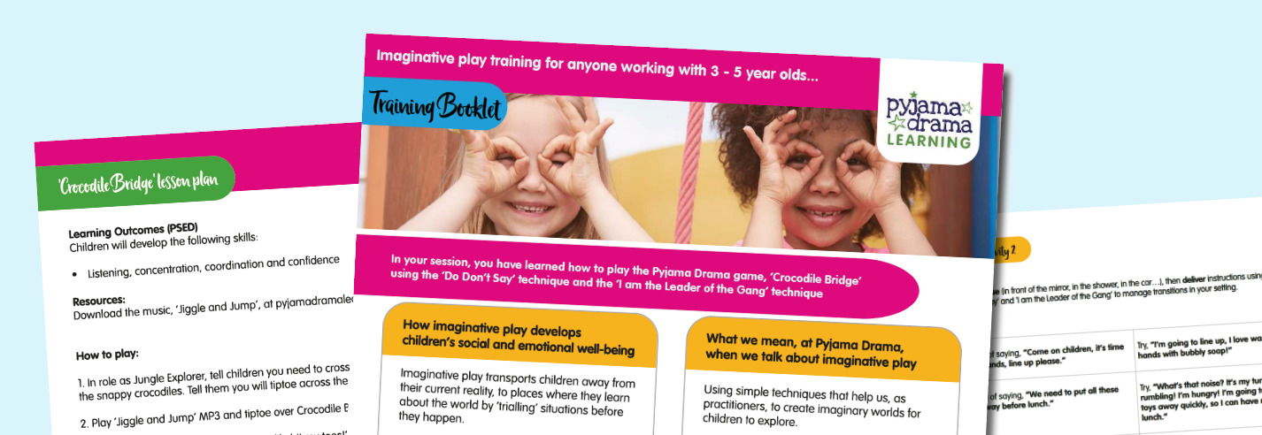 'An Introduction to Early Years Imaginative Play'