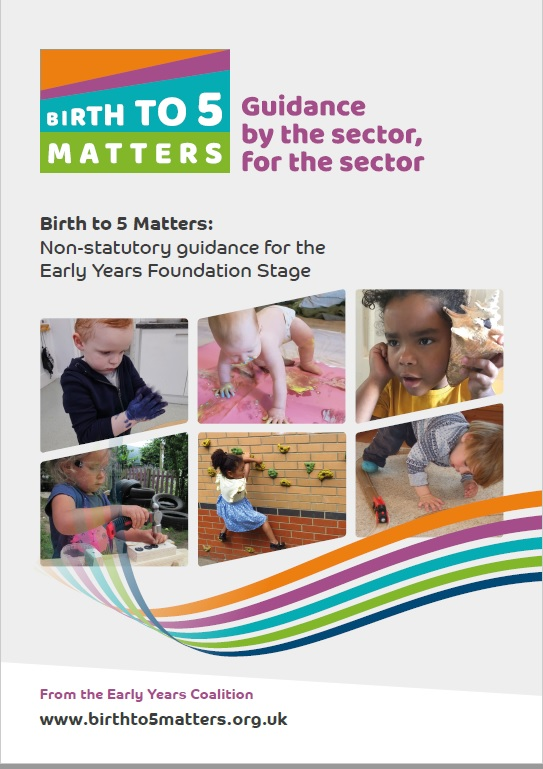 CPD Booster – Birth to 5 Matters